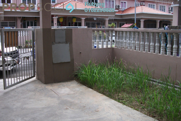 For Sale Terrace at Taman Mesra , Klang Freehold Unfurnished 4R/3B 580k