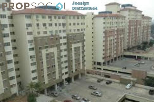 For Rent Condominium at Suria Kinrara, Bandar Kinrara Leasehold Semi Furnished 3R/2B 850translationmissing:en.pricing.unit