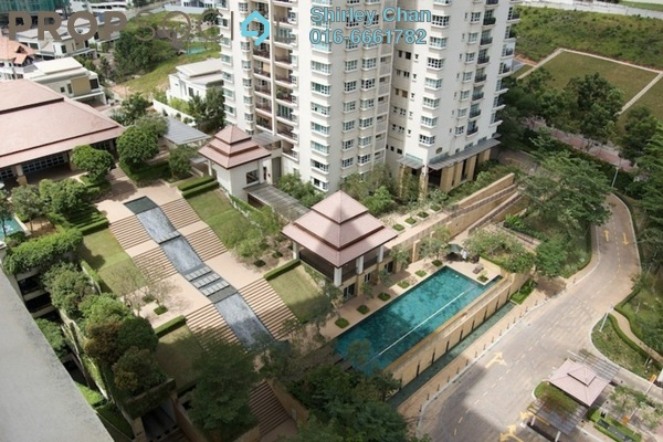 For Sale Condominium at Mont Kiara Aman, Mont Kiara Freehold Fully Furnished 4R/3B 1.4m