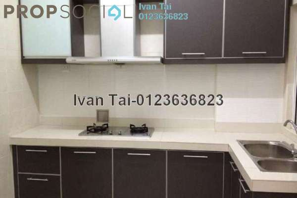 For Rent Condominium at Rosvilla, Segambut Freehold Fully Furnished 4R/4B 3.2k