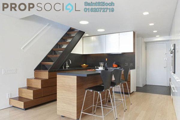 For Sale Duplex at Palm Spring, Kota Damansara Leasehold Unfurnished 1R/2B 398k
