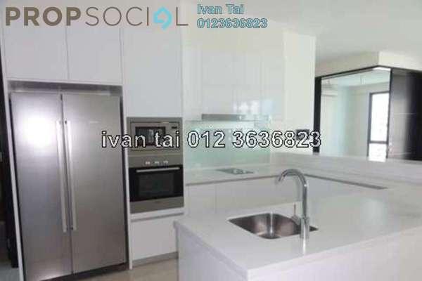For Rent Condominium at 11 Mont Kiara, Mont Kiara Freehold Semi Furnished 4R/5B 14k