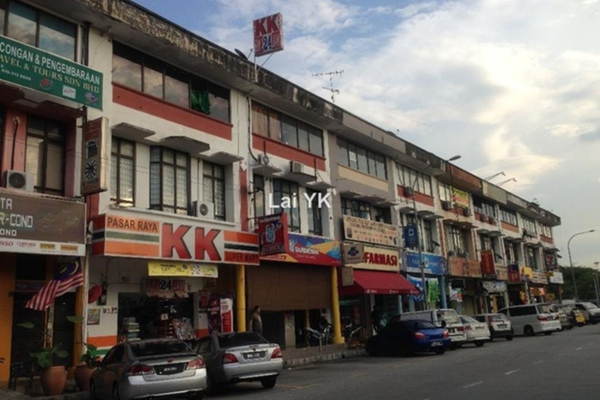 For Sale Shop at Taman TTDI Jaya, TTDI Jaya Leasehold Unfurnished 0R/0B 3.13m