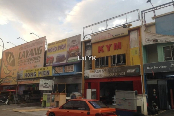 For Sale Factory at Taman Sri Muda, Shah Alam Leasehold Unfurnished 0R/0B 1.6m