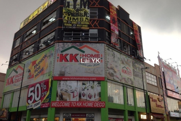 For Sale Shop at Dataran Pandan Prima, Pandan Indah Leasehold Unfurnished 0R/0B 12m