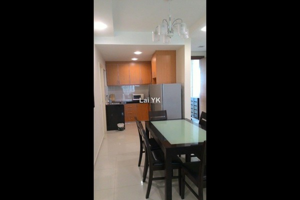For Sale Condominium at Laman Baiduri, Subang Jaya Leasehold Fully Furnished 3R/2B 790k