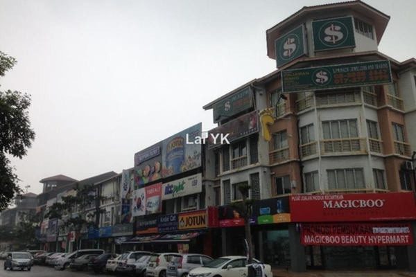 For Rent Office at Setia Taipan, Setia Alam Leasehold Unfurnished 0R/0B 1.6k
