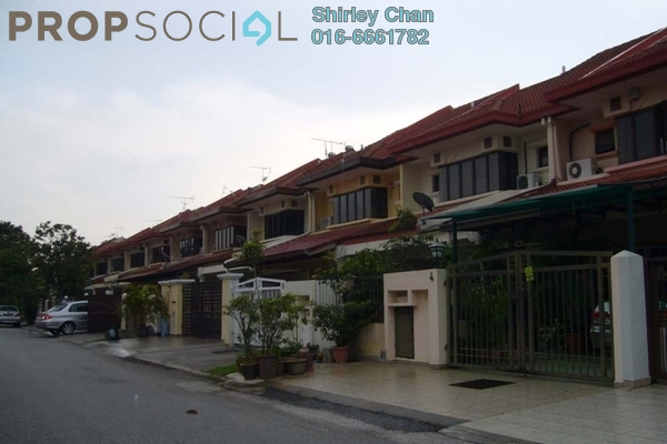 For Sale Terrace at BU7, Bandar Utama Freehold Semi Furnished 4R/4B 1.7m