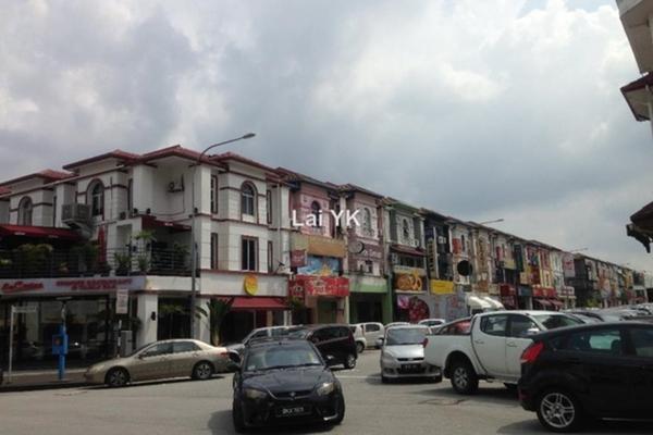 For Rent Shop at USJ 10, UEP Subang Jaya Leasehold Unfurnished 0R/2B 7.2k