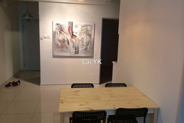 For Rent Serviced Residence at Centrestage, Petaling Jaya Leasehold Fully Furnished 2R/2B 2.3k