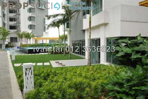 For Rent Condominium at The View, Batu Uban Freehold Fully Furnished 3R/3B 5.3k