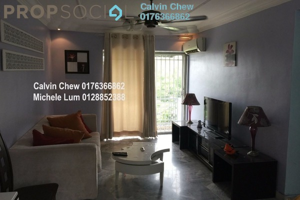 For Rent Condominium at Winner Court B, Desa Petaling Leasehold Fully Furnished 3R/2B 1.2k