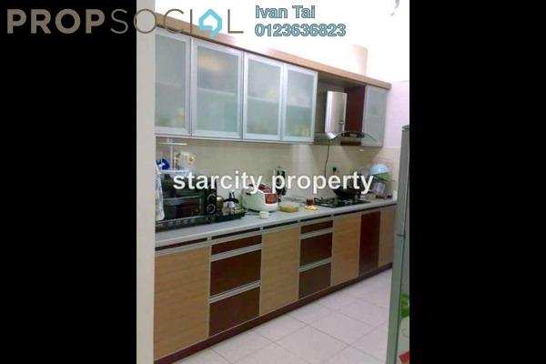 For Rent Condominium at Bougainvilla, Segambut Freehold Semi Furnished 3R/2B 1.35k