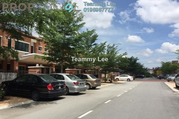 For Sale Townhouse at Goodview Heights, Kajang Freehold Semi Furnished 6R/4B 738k