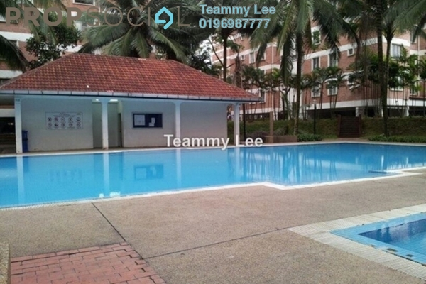For Rent Condominium at Garden Park, Bandar Sungai Long Leasehold Fully Furnished 3R/2B 1k