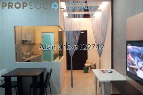 For Rent SoHo/Studio at Windsor Tower, Sri Hartamas Freehold Fully Furnished 1R/1B 2k