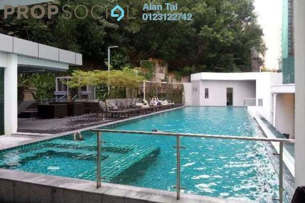 For Rent SoHo/Studio at Plaza Damas 3, Sri Hartamas Freehold Fully Furnished 1R/1B 1.7k