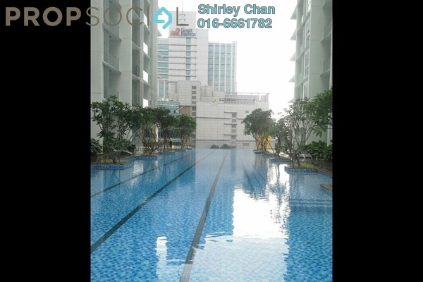 For Sale Condominium at M Suites, Ampang Hilir Freehold Fully Furnished 2R/2B 1.3m