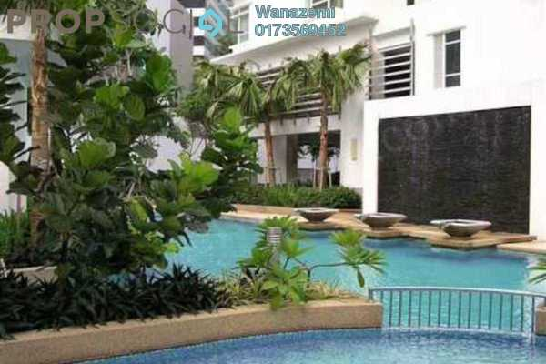 For Sale Condominium at Binjai Residency, KLCC Freehold Semi Furnished 3R/4B 2.2m