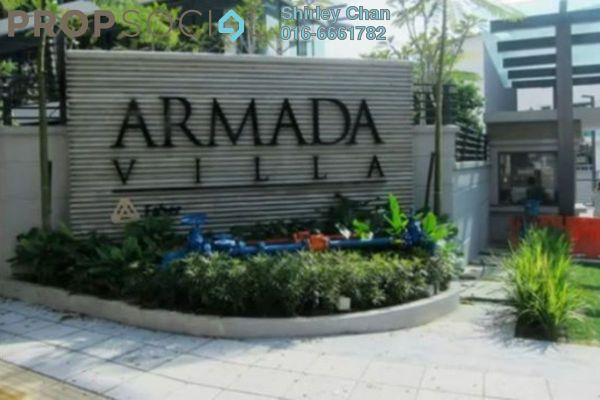 For Sale Semi-Detached at Armada Villa, Taman Desa Leasehold  5R/4B 3.2m