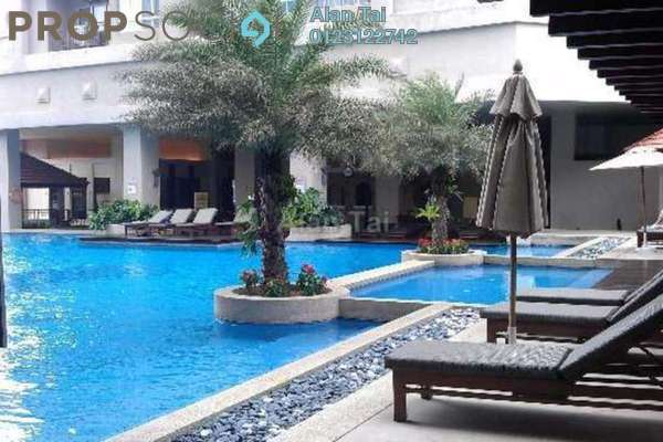 For Rent Serviced Residence at Waldorf Tower, Sri Hartamas Freehold Fully Furnished 2R/2B 3.3k