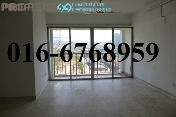 For Rent Apartment at Taman Miharja, Cheras Freehold Unfurnished 3R/2B 1.2k