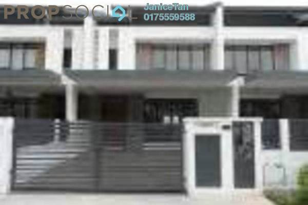 For Rent Superlink at M Residence, Rawang Freehold Unfurnished 4R/3B 1k