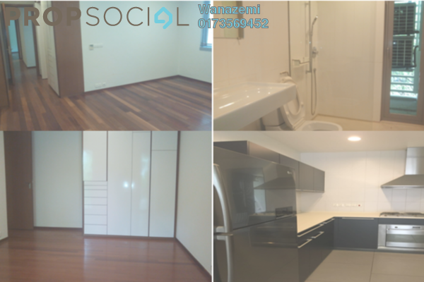 For Sale Condominium at Iringan Hijau, Ampang Hilir Freehold Unfurnished 4R/4B 2.98m