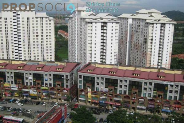 For Sale Condominium at Pelangi Damansara, Bandar Utama Leasehold Semi Furnished 3R/2B 470k