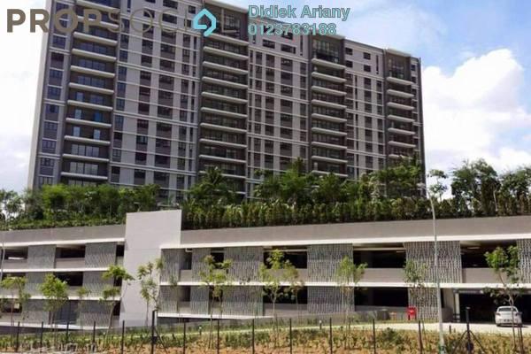For Rent Condominium at Windows On The Park, Bandar Tun Hussein Onn Freehold Semi Furnished 3R/3B 2.8k