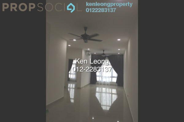 For Rent Serviced Residence at Pearl Suria, Old Klang Road Leasehold Semi Furnished 2R/2B 2.1k