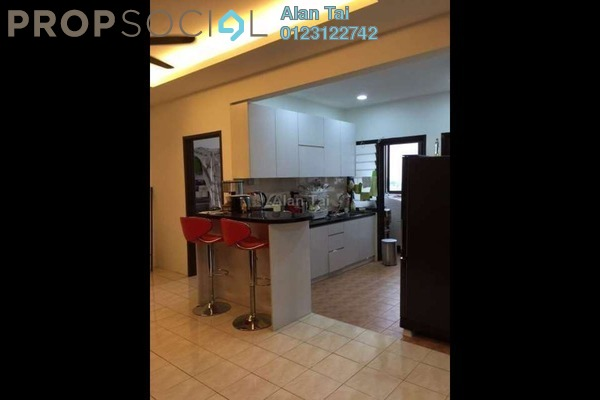 For Rent Apartment at Bougainvilla, Segambut Freehold Semi Furnished 2R/3B 1.7k