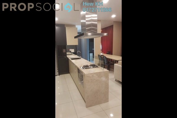 For Rent Condominium at Uptown Residences, Damansara Utama Leasehold Fully Furnished 2R/2B 2.5k