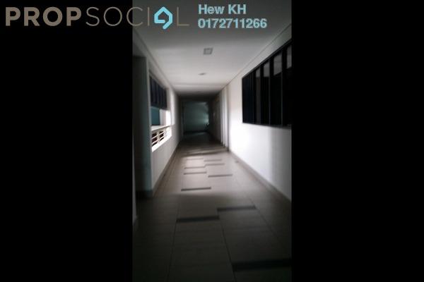 For Rent Condominium at KM1, Bukit Jalil Leasehold Semi Furnished 3R/2B 2.1k