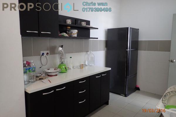 For Rent Condominium at One South, Seri Kembangan Leasehold Fully Furnished 3R/2B 1.8k