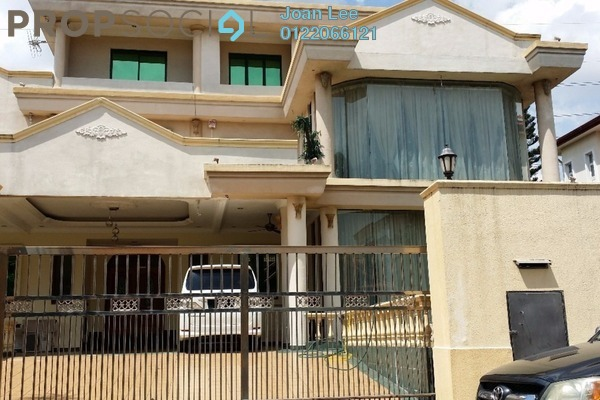 For Sale Bungalow at Glenmarie Courts, Glenmarie Freehold Semi Furnished 8R/9B 5.9m