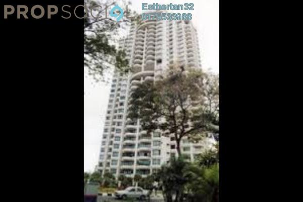 For Sale Condominium at Sri Pangkor, Pulau Tikus Leasehold Fully Furnished 3R/3B 1.7m