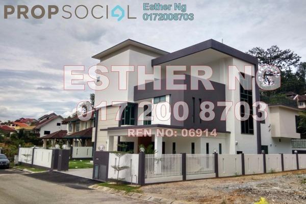 For Sale Bungalow at Taman Lestari Perdana, Bandar Putra Permai Leasehold Semi Furnished 7R/7B 3.5m