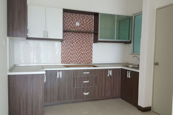 For Sale Condominium at Panorama Residences, Sentul Freehold Semi Furnished 3R/2B 440k