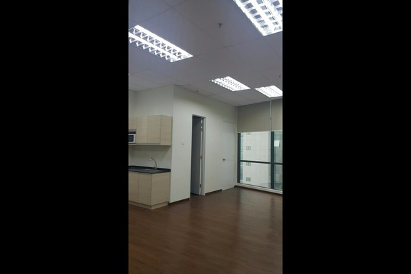 For Rent Office at The Vertical, Bangsar South Leasehold Semi Furnished 0R/0B 3.8k