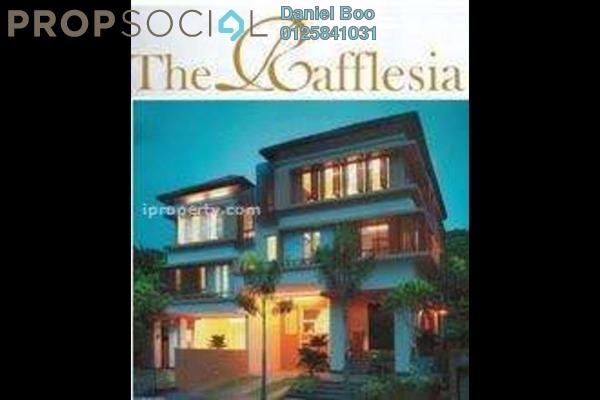 For Sale Terrace at The Rafflesia, Damansara Perdana Leasehold Semi Furnished 4R/4B 2.5m