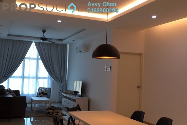 For Rent Serviced Residence at Vista Alam, Shah Alam Leasehold Semi Furnished 3R/2B 2k