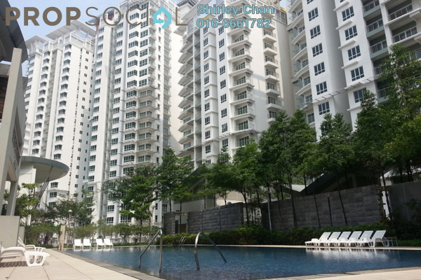 For Rent Condominium at Metropolitan Square, Damansara Perdana Leasehold Fully Furnished 3R/2B 2.3k