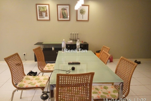 For Rent Condominium at Mont Kiara Palma, Mont Kiara Leasehold Unfurnished 3R/2B 3.9k