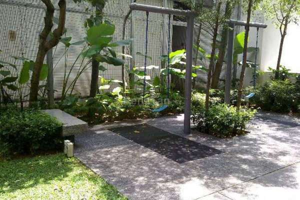 For Rent Condominium at VERVE Suites, Mont Kiara Leasehold Unfurnished 1R/2B 4k