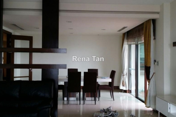 For Rent Condominium at Mont Kiara Damai, Mont Kiara Leasehold Unfurnished 4R/5B 9.5k