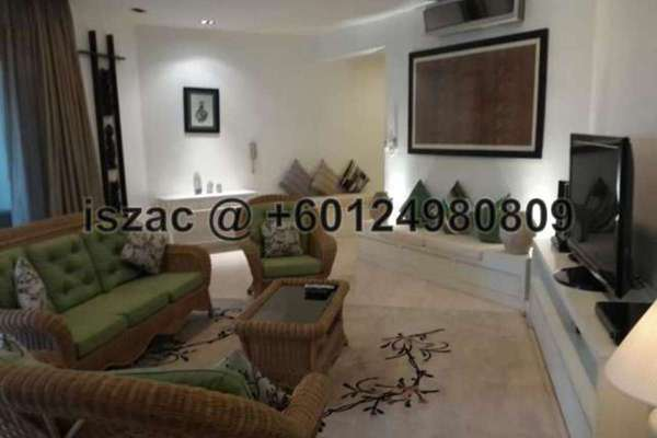 For Rent Condominium at Kiaraville, Mont Kiara Freehold Fully Furnished 4R/6B 7k