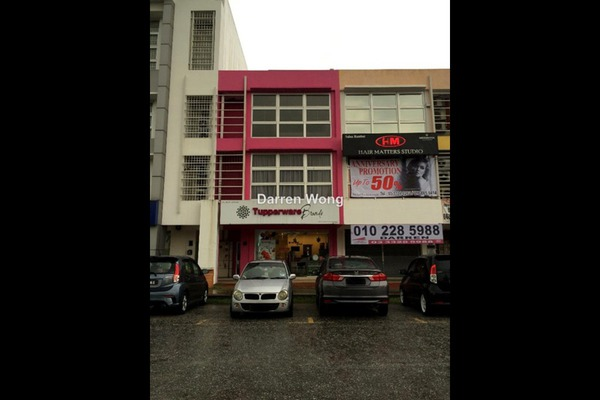 For Rent Shop at Bandar Botanic, Klang Leasehold Unfurnished 0R/1B 5k