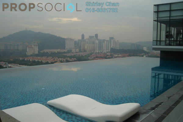 For Rent Condominium at Cascades, Kota Damansara Leasehold Semi Furnished 2R/2B 2.8k