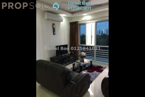 For Rent Condominium at Surian Residences, Mutiara Damansara Freehold Fully Furnished 4R/4B 4k